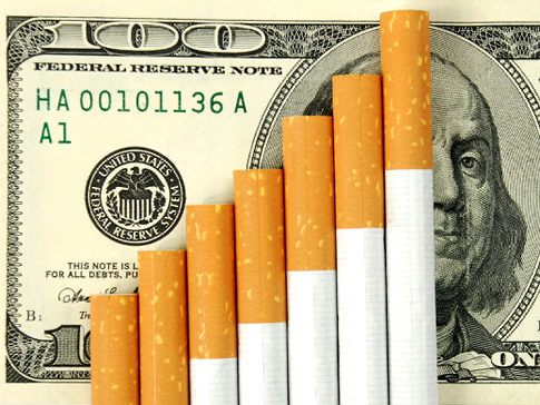 tax on cigarettes The commonwealth court has unanimously ruled that it is not unconstitutional for pennsylvania to tax electronic cigarettes and e-liquid as tobacco products even if they don't deliver tobacco.